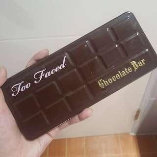 TOO FACED CHOCATE BAR PALETTE