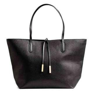 H&M 1710 Branded Handbag Totebag