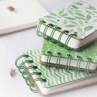 Nature Design A7 Notebook