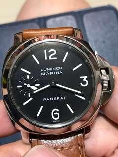 Panerai 早期2003年行貨Pam 111手上錬錶(全套齊全)