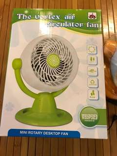 BNIB USB Desktop Fan