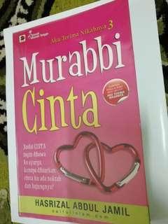 Preloved Buku Murabbi Cinta