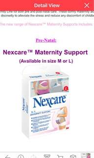 Nexcare 3M maternity support