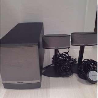 Bose Companion 5 Speaker(Best Price)