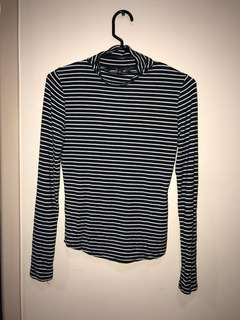 GLASSONS striped long sleeve