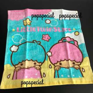 Little Twin Stars Hand Face Towel