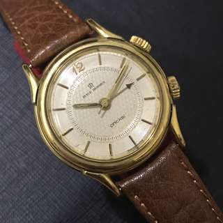 Vintage Revue Thommen Cricket Watch