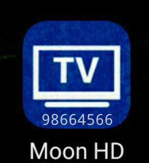 Moontv All Android TV Box, Phone and Android Emulator