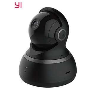 全新 小蟻 Xiao Yi IP CAM IPCAM 1080P Dome 雲台 智能攝像機 無線高清網絡 鏡頭