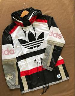 Adidas Originals NIGO 25 Blocked Parka Jacket (Japan)