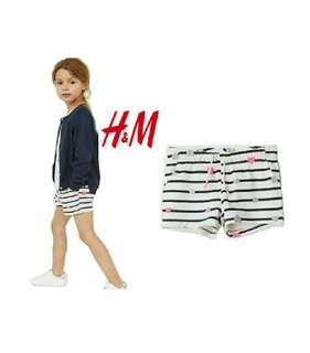 H&M shorta for kids