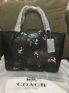Original Coach kelsey floral bundle