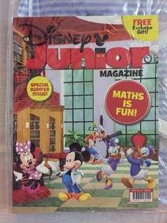2018 Disney Junior Magazine