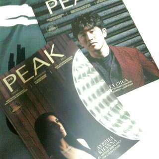 Brand New PEAK Magazine