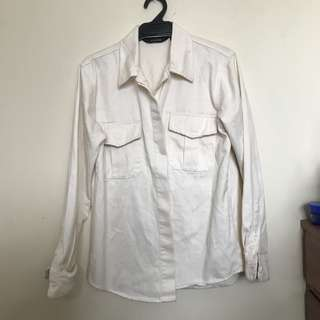 White glassons outerwear