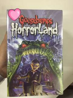 Goosebumps Horrorland Collection (10 Books)