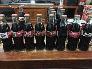 經典可樂8款16枝+6罐