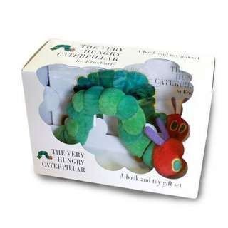 [Reserved] 🆕 The Very Hungry Caterpillar with Toy