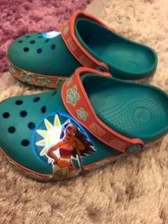 Crocs Moana with lights for kids