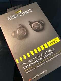 Jabra Elite Sport 藍牙耳機