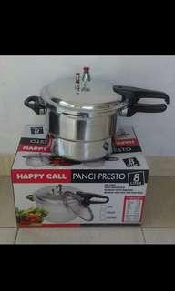 presto happy call
