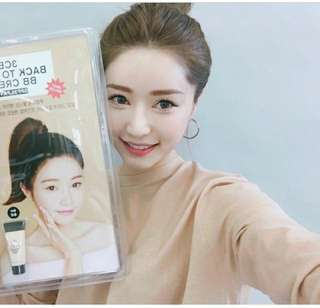 RECOMMENDED! 3CE back to baby bb cream✔