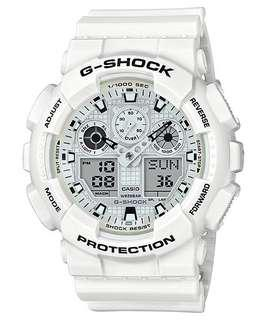 Authentic G-shock watch Ice out edition