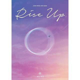 ASTRO Special Album Rise Up *first press with poster*
