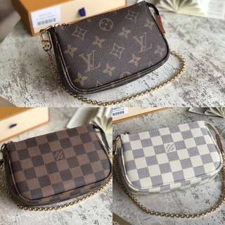 BEST SELLING Louis Vuitton Mini Pochette