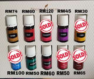 5ML YL Essential Oil for Sale!