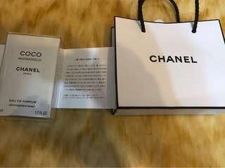 全新Chanel coco madesoiselle香水