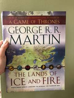 Game of Thrones The Lands of Ice and Fire