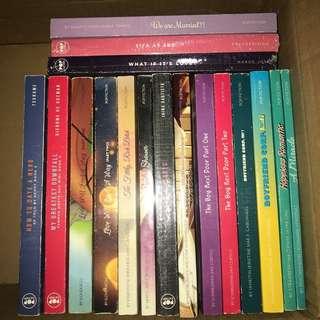 17 Pop Fiction Wattpad Books