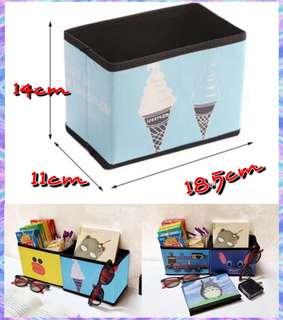 🚚 Desktop Storage Box