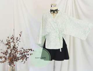 Kimono brukat outer