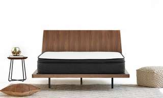 Noa Pocketed Spring Mattress with Latex and Memory Foam Top