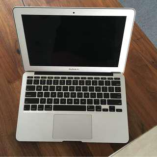 "11"" Macbook Air Late 2010 (Oct)"