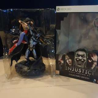 Injustice Batman Wonder Women With Box