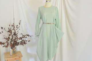 Tunik mint green