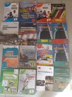 Buku pelajaran smp kelas VIII paket
