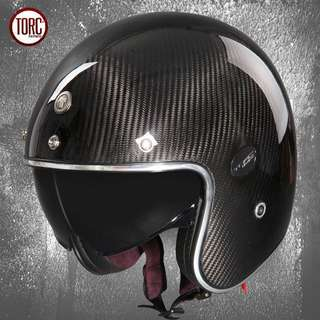 TORC Open Face Helmet