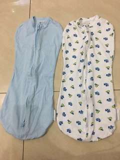 New SwaddleMe®️ swaddlepod pod 2 pk - 2 pieces swaddle swaddle pouch
