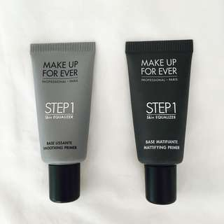 Make Up Forever Step 1 Mattifying & Smoothing Mini Face Primer 15ml