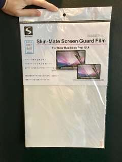Skin-Mate Screen Guard Film for MacBook Pro 15""