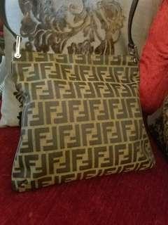 Fendi vintage bag Fendi袋正品袋100%authentic