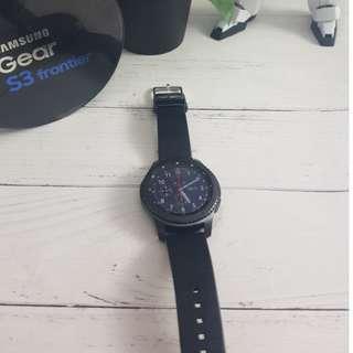 Samsung Gear S3 Frontier Sein
