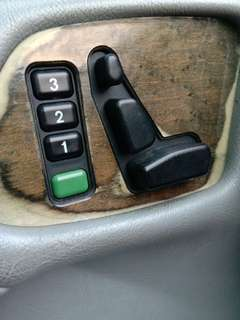 W210 Mercedes Seat Switch