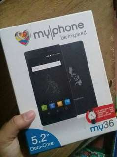 Myphone 36 3gb ram 16gb rom 4g