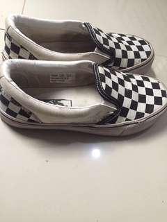 Sepatu Vans Checkerboard Catur