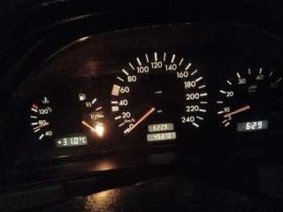 Meter W210 Mercedes